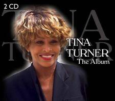 Tina Turner - The Album   2 CD Set Neu OVP