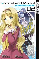 Accel World/Dural: magisa Garden 2-German-Tokyopop-NEW