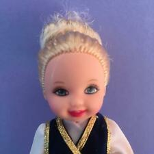 Barbie Child Kid Little Sister Kelly Pony Riding Club Blonde Hair Poseable Doll
