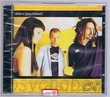 DELTA V PSYCHOBEAT CD F.C. SIGILLATO!!!