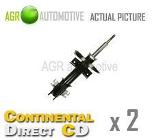 2 x CONTINENTAL DIRECT FRONT SHOCK ABSORBERS SHOCKERS STRUTS OE QUALITY GS3198F