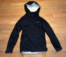 Patagonia Women's Torrentshell H2NO Waterproof Rain Jacket Black XS $129