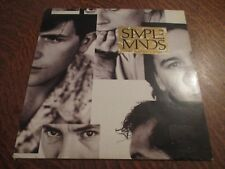 33 tours SIMPLE MINDS once upon a time