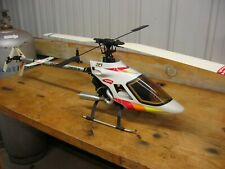 Kyosho Concept 30 SR SE RC Helicopter parts NOS Tail Boom & tail rotor blades