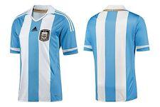 Adidas Argentina Jersey Sky Blue/Whte Home Jersey (MEDIUM) World Cup V32111