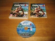 PS3 game - Farcry 3 Far Cry 3 (complete PAL)