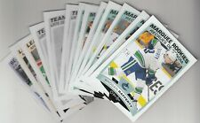 OPC O-Pee-Chee 2019-20 Rookies & Inserts - Large Lot of 13, See List