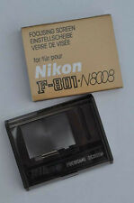 Nikon F801 Einstellscheibe Type B  Zustand A+