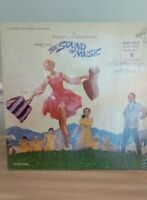 Vintage The Sound of Music Original Soudtrack Vinyl Album!! RCA