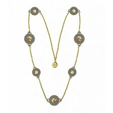 OPS!Objects Tresor Collection Necklace Color Gray
