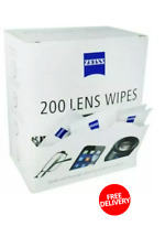 Zeiss Pre Moist Lens Wipes Optical Glasses Cleaning Phone Screen Camera 1-400