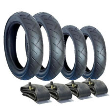 SET OF TYRES & TUBES FOR MOTHERCARE MY4 PUSHCHAIRS POSTED FREE 1ST CLASS