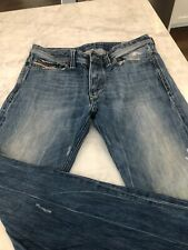 Diesel Italy Viker Straight Denim Men's Size 31 x 32