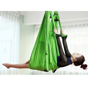 Yoga Swing Trapeze- Anti Gravity Yoga Hammock Inversion for Aerial Yoga P*ws