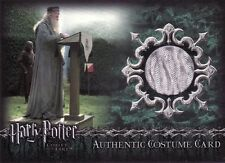 Harry Potter Goblet of Fire Dubbledore's TF1 Costume Card New York Toy Fair Exc