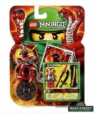 LEGO Ninjago Samurai X Spinner Set 9566 New - Free Shipping