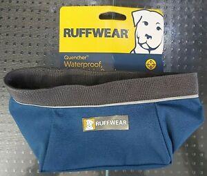 Ruffwear Quencher Waterproof Collapsible Packable Bowl Sz Med*New