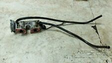 13 Polaris Scrambler 850 XP HO atv throttle bodies body carburetors