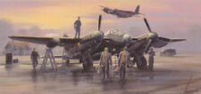 De Havilland Mosquito RAF Bomber Blank Fathers Day Birthday Christmas Xmas Card