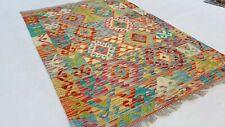 afghanisch kelim teppich Top-Qualität zum besten Preis wol 150x106 cm kilim 8326
