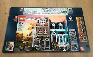 LEGO 10270 Creator Expert Buchhandlung Leerkarton/Box/Ovp NEU