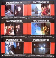 Fotobusta Poltergeist III Sherman Tom Skerritt Allen O'Rourke R186