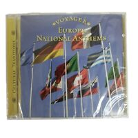 Voyager Europe National Anthems CD Music Cultural Traditions Social Studies