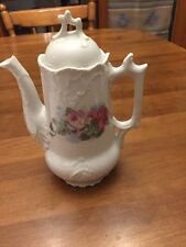 """9"""" Chocolate Pot Unmarked"""