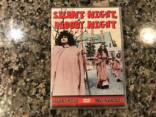 Silent Night Bloody Night Dvd! 1972 Slasher! Also See The BoogyMan & Shock Waves