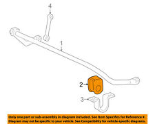 FORD OEM 2000 Excursion Stabilizer Sway Bar-Front-Bushings YC3Z5484AA