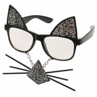 Kitty Cat Party Glasses Cosplay Funny Halloween Toy Props Festival Holiday Gift