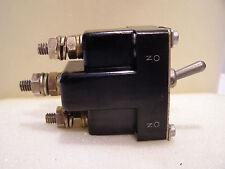 Cutler-Hammer Militärische Kippschalter MS25072-23 mit Metallhebel 100A max