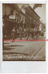 RÜGENWALDE Darlowo WESTPOMMERN - PARADE Marsch, Gruppe aus STARGARD 12./13.06.21