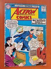 Dc Action Comics, Vol. 1 # 305 ( Oct 1963) Why Superman Needs Secret Identity!