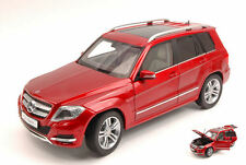 Mercedes Glk 300 4matic 2013 Red Gt Edition 1:18 Model 11008R WELLY