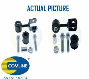 2 x NEW COMLINE FRONT DROP LINK ANTI ROLL BAR PAIR OE QUALITY CSL6010
