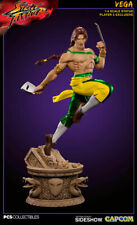 POP CULTURE SHOCK PLAYER 2 EXCLUSIVE 1/4 VEGA STREET FIGHTER STATUE sideshow