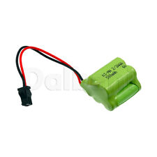Rechargeable Battery Ni-MH 2/3AAA with Cable 2 Pin 6V 500mAh