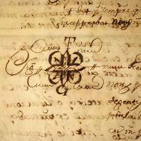 LOT DE DOCUMENTATION DE LA FAMILLE CAROL, SANT  S.DE POLINYÀ. ESPAGNE XVII-XVIII