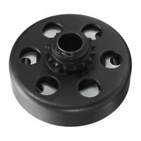 Gokart Centrifugal Clutch Sprocket For Honda 219 Chain 16T Tooth 20mm Black