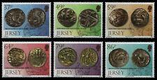 Jersey 2011 - Mi-Nr. 1583-1588 ** - MNH - Münzen / Coins