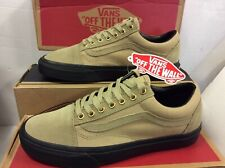 Vans Old Skool DX Suede Canvas Mens Sneakers Trainers, Size UK 6 / EU 39