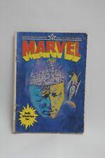 MARVEL STRIP 6/1982 - Ex YU comic