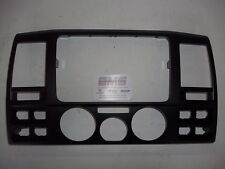 VOLKSWAGEN TRANSPORTER T5 GP 2010- DASH FASCIA TRIM CD RADIO SURROUND GENUINE VW