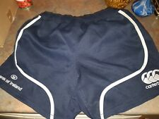Leinster rugby match worn shorts Heineken cup 2009