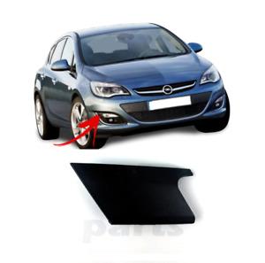 Per Opel Astra J 12-15 Nuovo Paraurti Anteriore Fendinebbia Griglia Modanatura