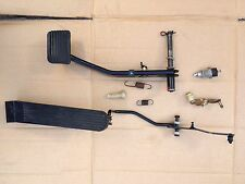 PORSCHE 944 N/A AUTOMATIC PEDALS SET BRAKE ACCELERATOR And SWITCH