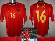 Bélgica Nilis NIKE BNWT Camisa Jersey Fútbol XL Vintage PSV Anderlecht