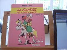 LUCKY LUKE LA FIANCEE DE LUCKY LUKE EO1985 BE/TBE VIDAL