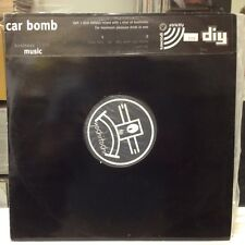 """NM 12""""~CAR BOMB~Business Free Music EP~[Keep Sexy~Why Won't~Ode To Don's]~UK IMP"""